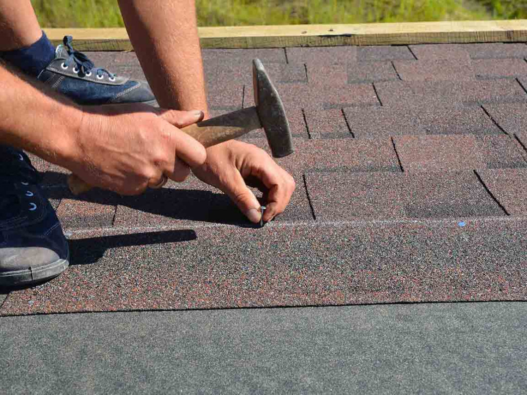 Check out what types of roofing systems we can repair